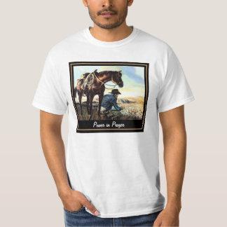 Power In Prayer Tee Shirt