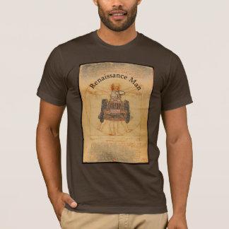 Power King Red Neck Renaissance Man T-Shirt