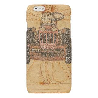 Power King Renaissance Man iPhone Matte iPhone 6 Case