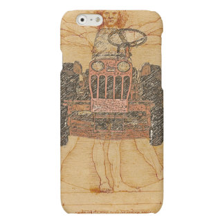 Power King Renaissance Man iPhone Matte iPhone 6 Case