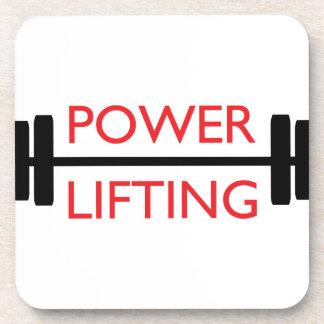 Power Lifting Drink Coaster