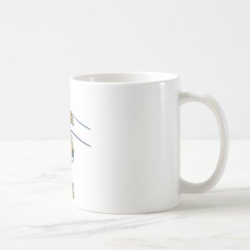 Power Lineman Electrician Electric Worker Classic White Coffee Mug