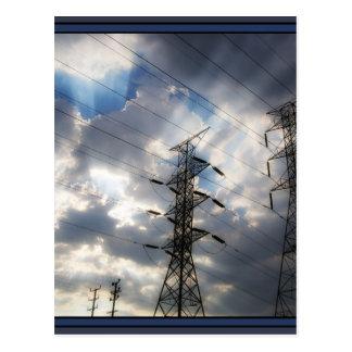 Power lines 091614.jpg postcard