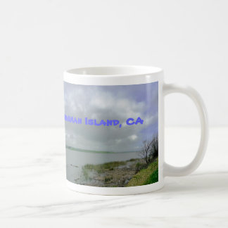 Power Lines City Mug