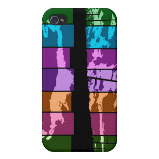 Power Lines iPhone 4 Covers