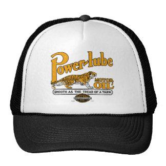 Power Lube Motor Oil Trucker Hat