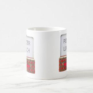 POWER LUNCH  THE NEW NORMAL COFFEE MUG