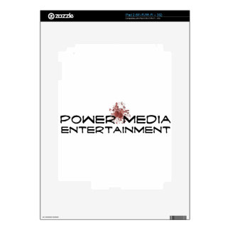 power media entertainment skins for the iPad 2