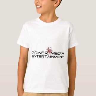 power media entertainment T-Shirt