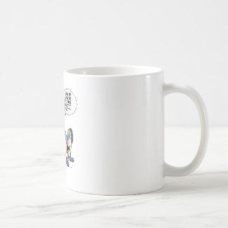 POWER MUG! COFFEE MUG
