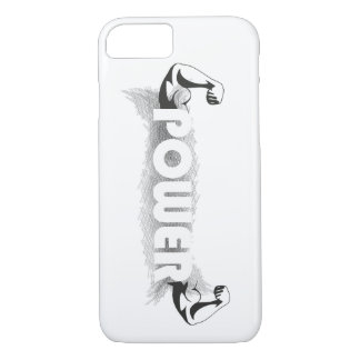 power muscle iPhone 7 case