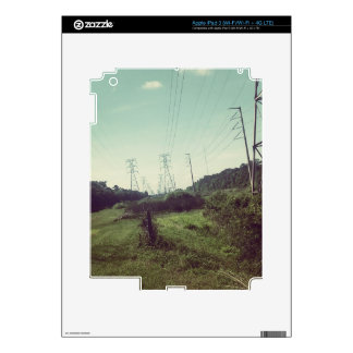 "POWER & NATURE ""The Path"" Skins For iPad 3"