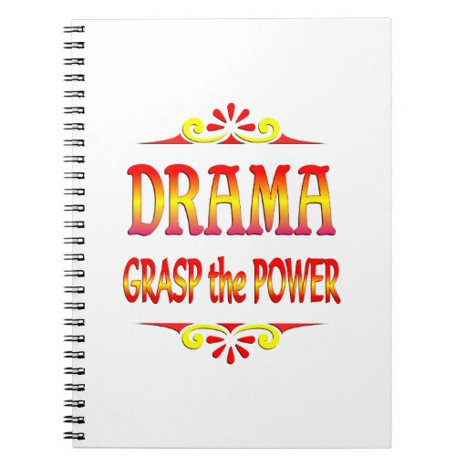 Power of Drama Note Book