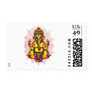 Power of Ganesh Stamps