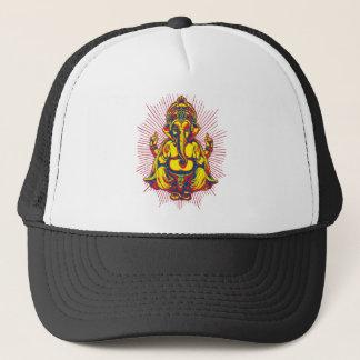 Power of Ganesh Trucker Hat