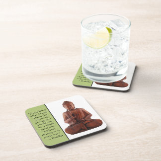Power of Giving Beverage Coaster