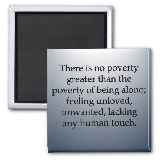 Power of Human Touch Magnet