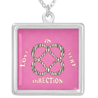 Power of Infinite Goodness Necklace.ai necklace