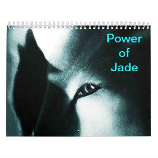 POWER OF JADE - CALLENDER CALENDAR