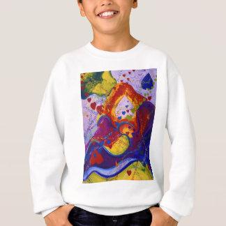 Power of Love – Crimson & Iris Hearts Sweatshirt