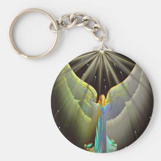 Power of Love Keychain