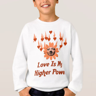 Power Of Love Sweatshirt