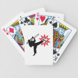 Power of Music Bicycle Playing Cards
