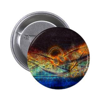 power of music pin