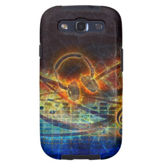 power of music samsung galaxy SIII cases