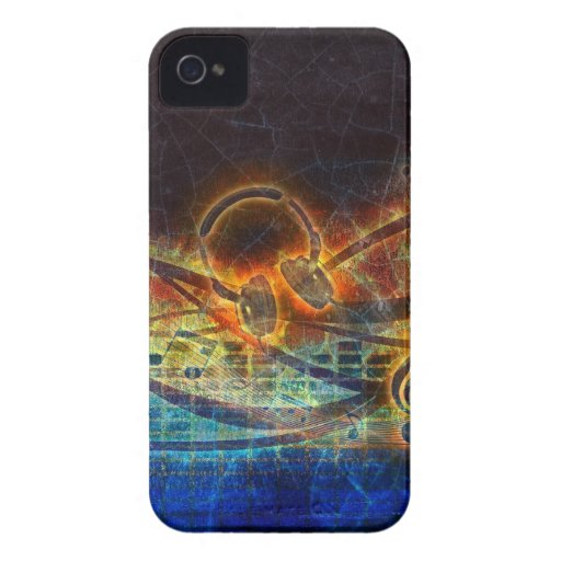 power of music iPhone 4 cover