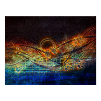 power of music poster