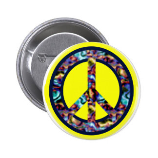 Power of Peace Button