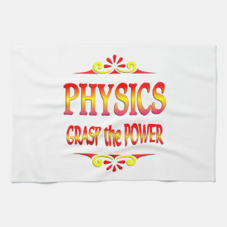 Power of Physics Kitchen Towels