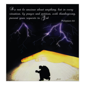 Power of Prayer Posters