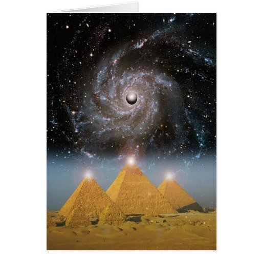 power of the pyramid cards
