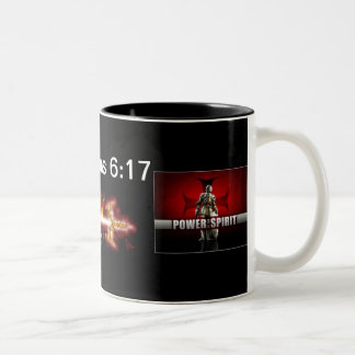 Power of the Spirit Two-Tone Coffee Mug