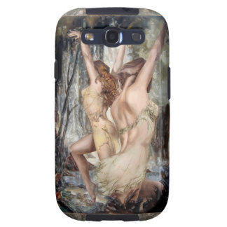 «Power of Vitality» Galaxy S3 Cases
