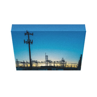 Power Off Canvas Print