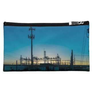 Power Off Cosmetic Bag