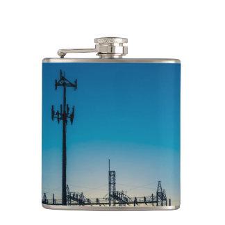 Power Off Hip Flask