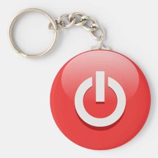 Power Off Keychain