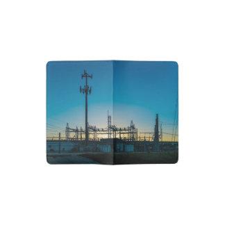 Power Off Pocket Moleskine Notebook