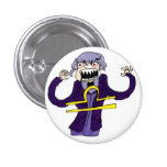 Power off the Libra Pinback Buttons