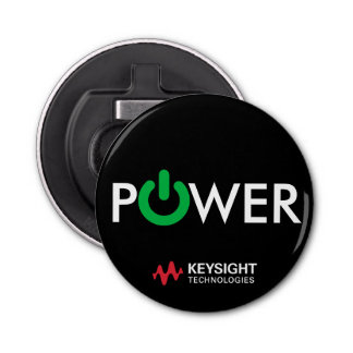 Power On Keysight Bottle Opener