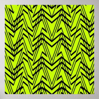 power pattern 06 green (C) Poster