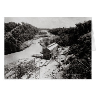 Power Plant Rock Island Tennessee Card