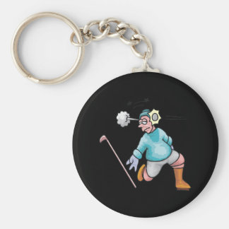 Power Play Keychain