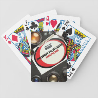 Power Players Magazine Playing Cards