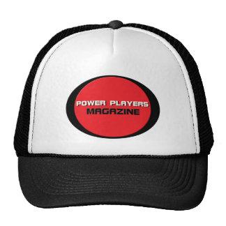 POWER PLAYERS MAGAZINE TRUCKERS HAT