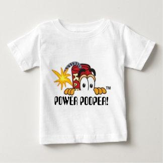 POWER POOPER! BABY T-Shirt